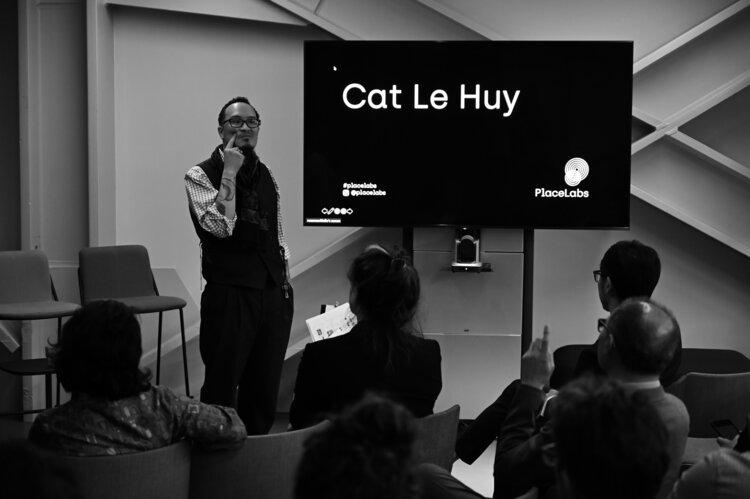 Cat Le Huy